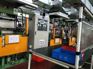 molding rubber, compression, transfer, injection, compression molding rubber