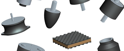 Why Rubber Is Used As Vibration Absorbers